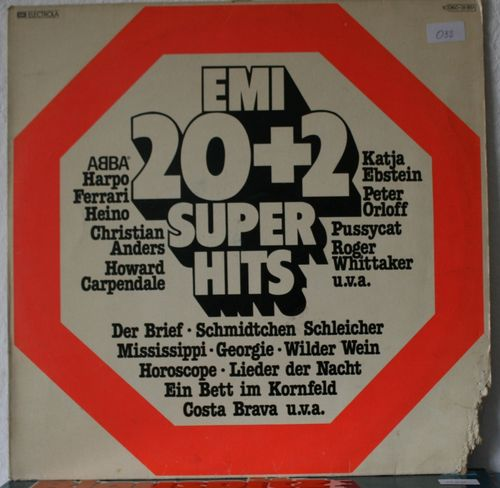LP_033 EMI 20+2 Super Hits