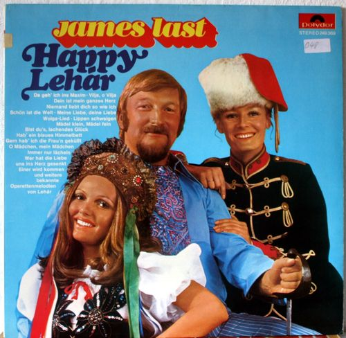 LP_048 James Last - Happy Lehar