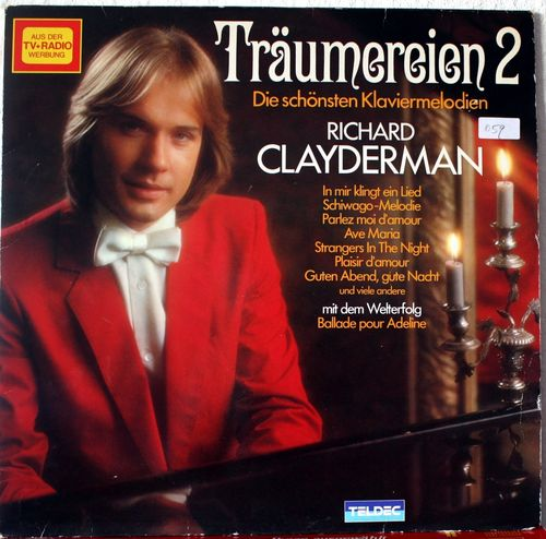 LP_059 Träumereien 2 Richard Clayderman